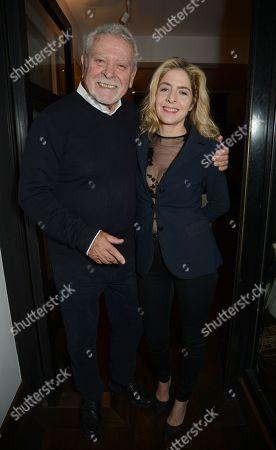 Lorenzo Berni and Marina Berni