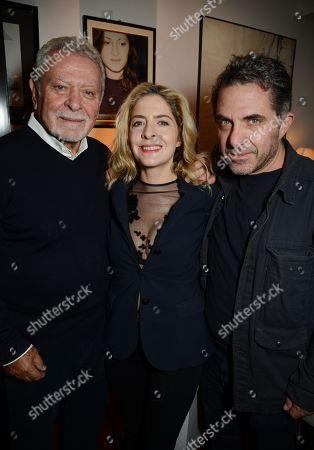 Lorenzo Berni, Marina Berni and Paolo Berni