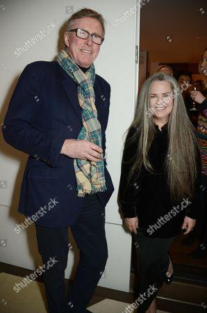 Bertie Whey and Koo Stark