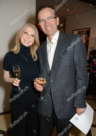 Christina Hansan and Julian Hansan