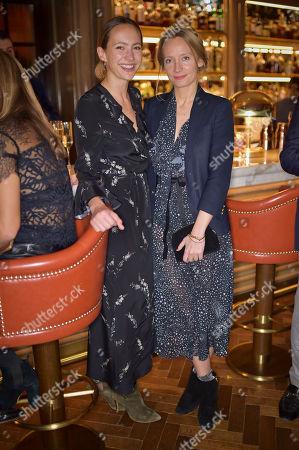 Lavinia Brennan and Martha Ward