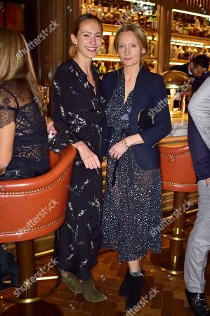 Editorial picture of The Bloomsbury Hotel re-launch hosted by The Doyle Collection Chairman Bernie Gallagher, London, UK - 23 Nov 2017