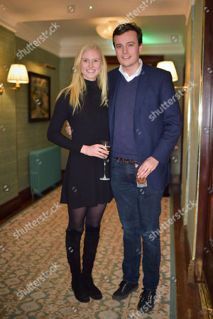 Editorial image of The Bloomsbury Hotel re-launch hosted by The Doyle Collection Chairman Bernie Gallagher, London, UK - 23 Nov 2017