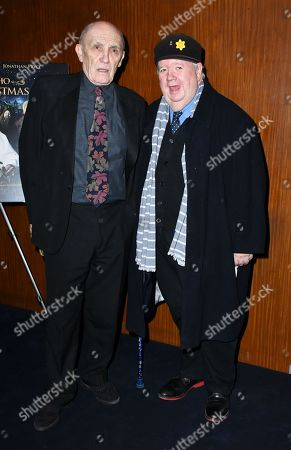 Stock Image of Donald Sumpter, Ian McNeice