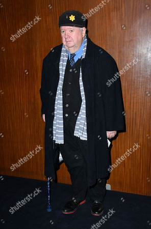 Stock Photo of Ian McNeice