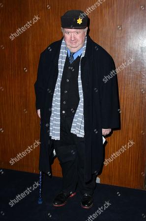 Stock Photo of Ian McNeice