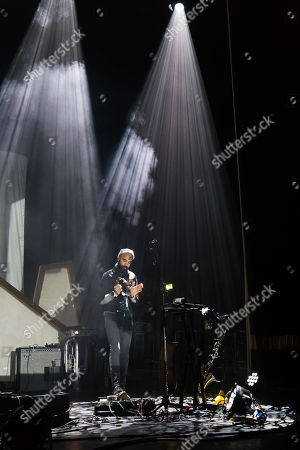 Editorial image of Fleet Foxes in concert at O2 Apollo, Manchester, UK - 23 Nov 2017