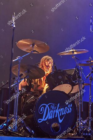 The Darkness - Rufus Taylor