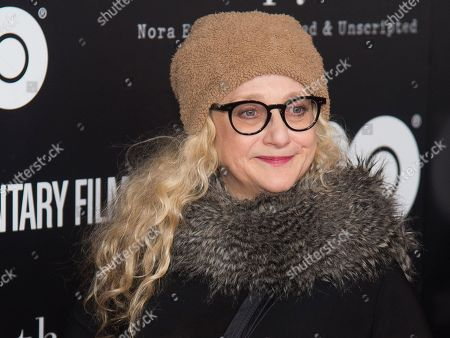 """Carol Kane attends a special screening of """"Everything Is Copy"""" at The Museum of Modern Art in New York. Kane said remembers Gene Wilder, the man who gave her a â?oesecond chanceâ?? in Hollywood when he cast her in â?oeThe Worldâ?™s Greatest Loverâ??. Wilder died, at the age of 83"""