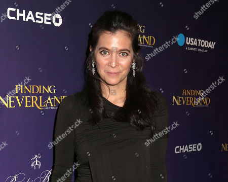 """Director Diane Paulus attends the Broadway opening night after party of """"Finding Neverland"""" in New York. Lorin Latarro has been hired to choreograph the show, joining a female book writer, composer and director. Thatâ?™s the first time the four top creative spots in a show have been filled by four women in Broadway history"""