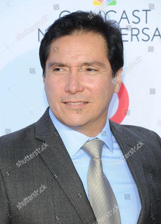 Stock Image of Paulo Benedeti arrives at the 2013 NCLR ALMA Awards at Pasadena Civic Auditorium in Pasadena, CA on