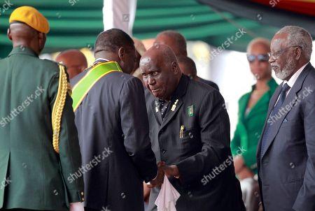 Editorial photo of New President, Harare, Zimbabwe - 24 Nov 2017