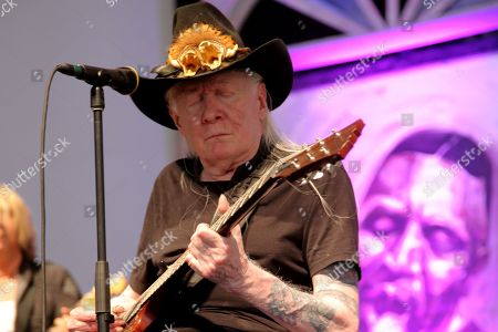 Editorial picture of Johnny Winter Auction, New Orleans, USA - 3 May 2014