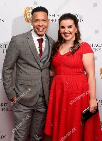 Editorial image of British Academy Children's Awards, Arrivals, London, UK - 26 Nov 2017