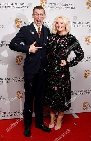 Ben Shires and Katie Thistleton