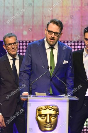 Stock Picture of Animation - Revolting Rhymes - Jacob Schuh, Jan Lachauer Marti Pope - and production team