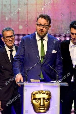 Animation - Revolting Rhymes - Jacob Schuh, Jan Lachauer Marti Pope - and production team