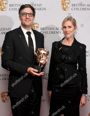Mark Osborne - Feature Film - The Little Prince and Lauren Child