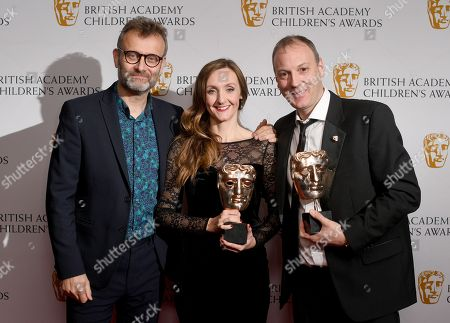 Hugh Dennis with Claire McCarthy and Sid Cole - Comedy - Class Dismissed