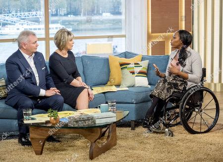 Editorial photo of 'This Morning' TV show, London, UK - 24 Nov 2017