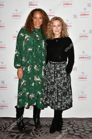 Angela Griffin, Nicola Stephenson
