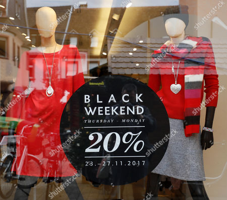 Black Friday Advertisement Shop Speyer Germany 24 Editorial Stock Photo Stock Image Shutterstock