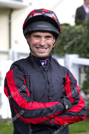 Harry Meade who rode in the The Prince's Countryside Fund Race.