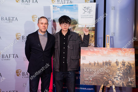 Saul Dibb and Asa Butterfield