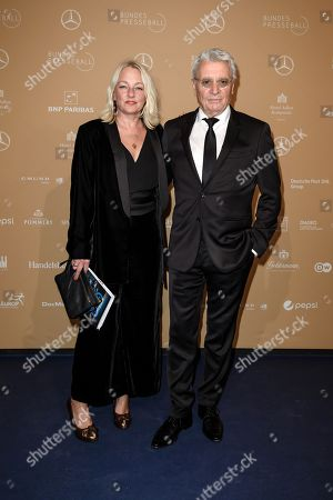 Henry Huebchen and Sanna Huebchen