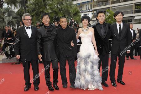 Lou Ye, Hao Qin, Zhuo Tan Sicheng Chen, Wei Wu