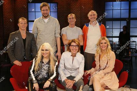 Fabian Hambuechen, Bastian Bielendorfer, Andre Hennicke, Alfons, Doro, Bettina Boettinger, Laura Karasek