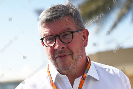 Ross Brawn, Formel 1 Chef, Liberty Media Corporation