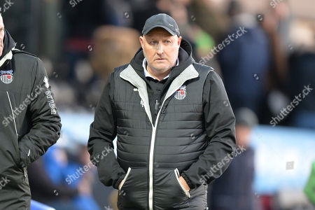 Grimsby Town Manager Russell Slade during Barnet vs Grimsby Town, Sky Bet EFL League 2 Football at the Hive Stadium on 25th November 2017