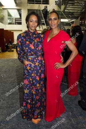 Milka Loff Fernandes and Barbara Becker