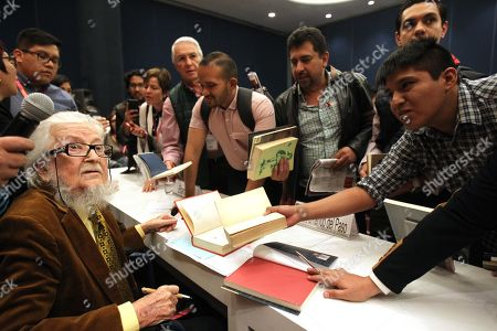 Editorial image of Guadalajara International Book Fair, Mexico - 25 Nov 2017