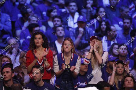 Editorial picture of France vs Belgium, Villeneuve-D'ascq - 26 Nov 2017