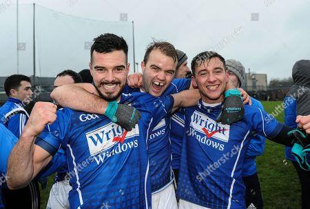 Editorial photo of AIB GAA Leinster Senior Football Championship Semi-Final, Mullingar, Co. Westmeath  - 26 Nov 2017