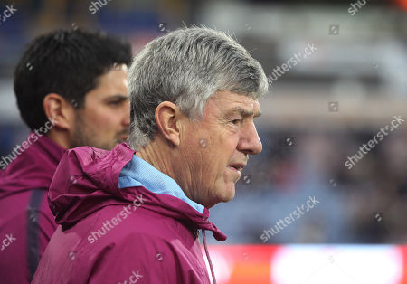 Manchester City assistant manager Brian Kidd