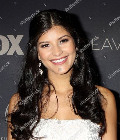 Editorial picture of Miss Universe, Arrivals, Las Vegas, USA - 26 Nov 2017
