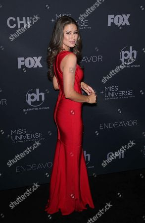 Miss USA 2014 Nia Sanchez
