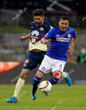 Editorial image of Soccer, Mexico City, Mexico - 26 Nov 2017