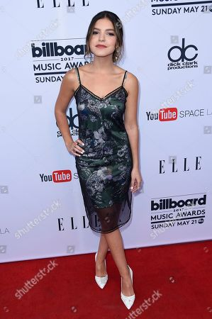 "Alexys Gabrielle attends the ""2017 Billboard Music Awards"" and ELLE Present Women in Music at YouTube Space LA, in Los Angeles"