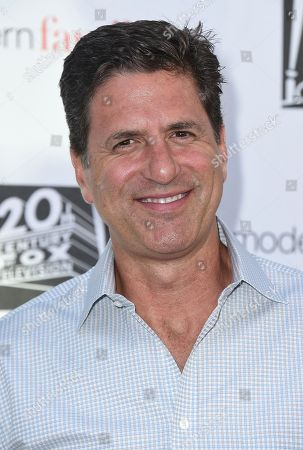 "Steve Levitan arrives at the ""Modern Family"" FYC Event on in Los Angeles"