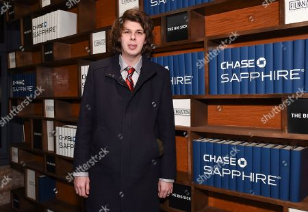 """Actor Matty Cardarople attends """"The Big Sick"""" cast party at Chase Sapphire on Main on in Park City, Utah"""
