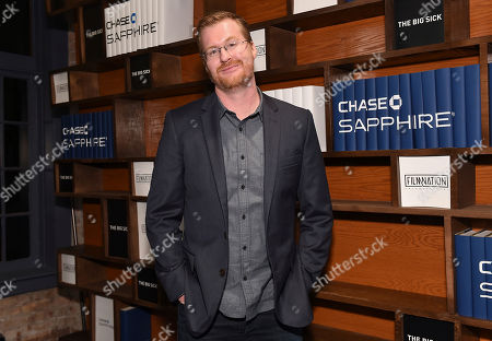 """Actor Kurt Braunohler attends """"The Big Sick"""" cast party at Chase Sapphire on Main on in Park City, Utah"""