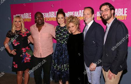 "Editorial picture of ""Unbreakable Kimmy Schmidt"" FYC Event, Los Angeles, USA - 15 Jun 2017"