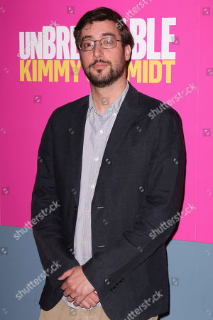 """Sam Means arrives at the Unbreakable Kimmy Schmidt"""" FYC Event on Thursday, June15, 2017, in Los Angeles"""