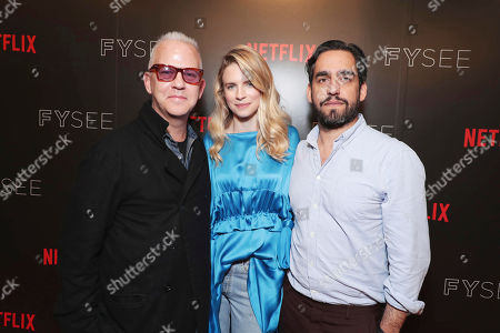 Editorial picture of 'The OA' Netflix FYSee Panel, Los Angeles, USA - 10 Jun 2017