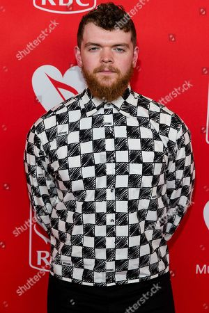 Jack Garratt is seen at at The 13th Annual MusiCares MAP Fund Benefit Concert at The Playstation Theater, in New York