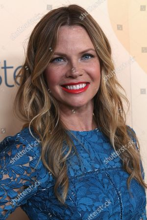 Sarah Jane Morris arrives at the 14th Annual Inspiration Awards at The Beverly Hilton, in Beverly Hills, Calif